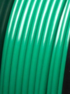 Weld cord in green