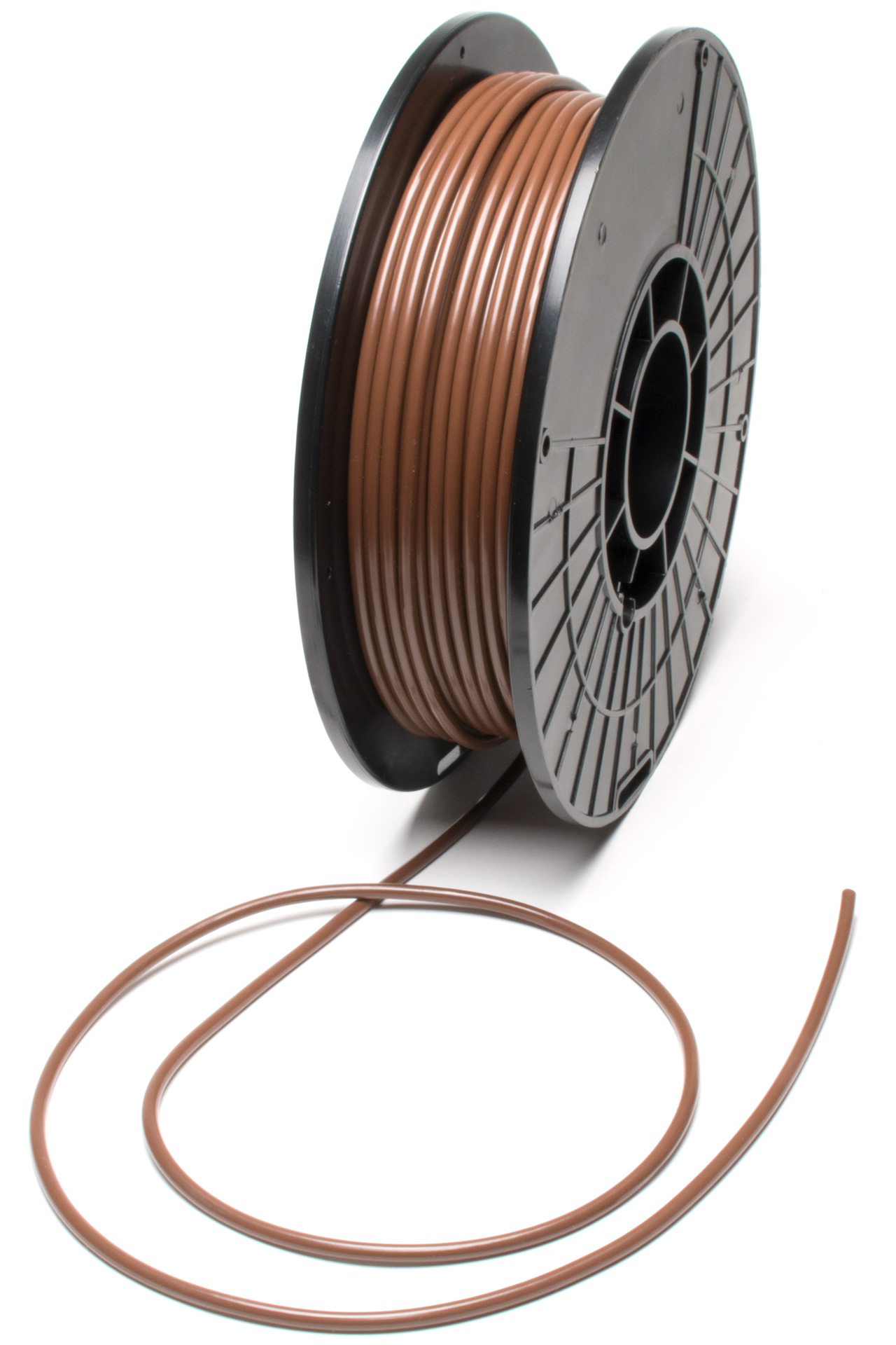 Transit welding cord in mahogany