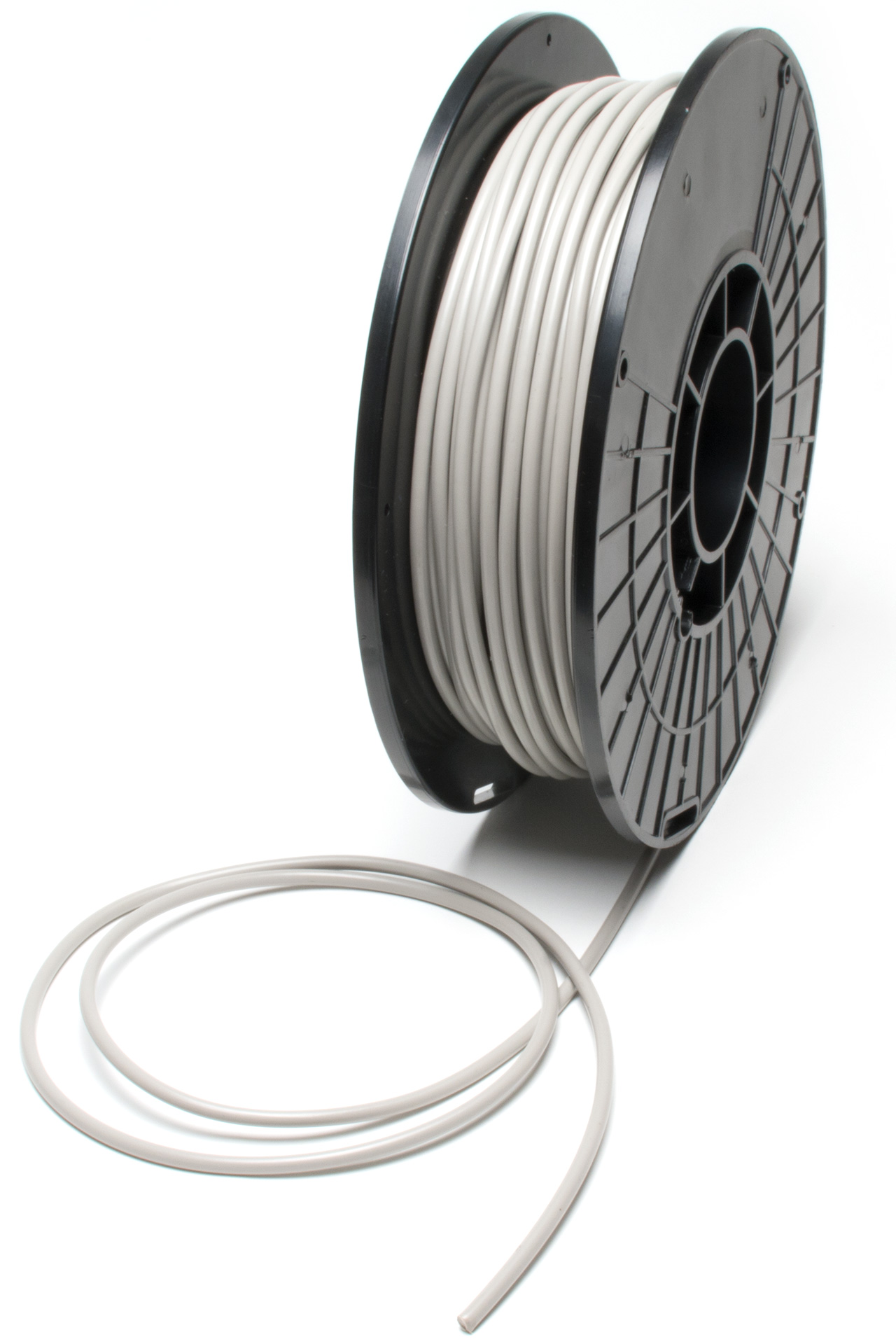 Transit welding cord in white