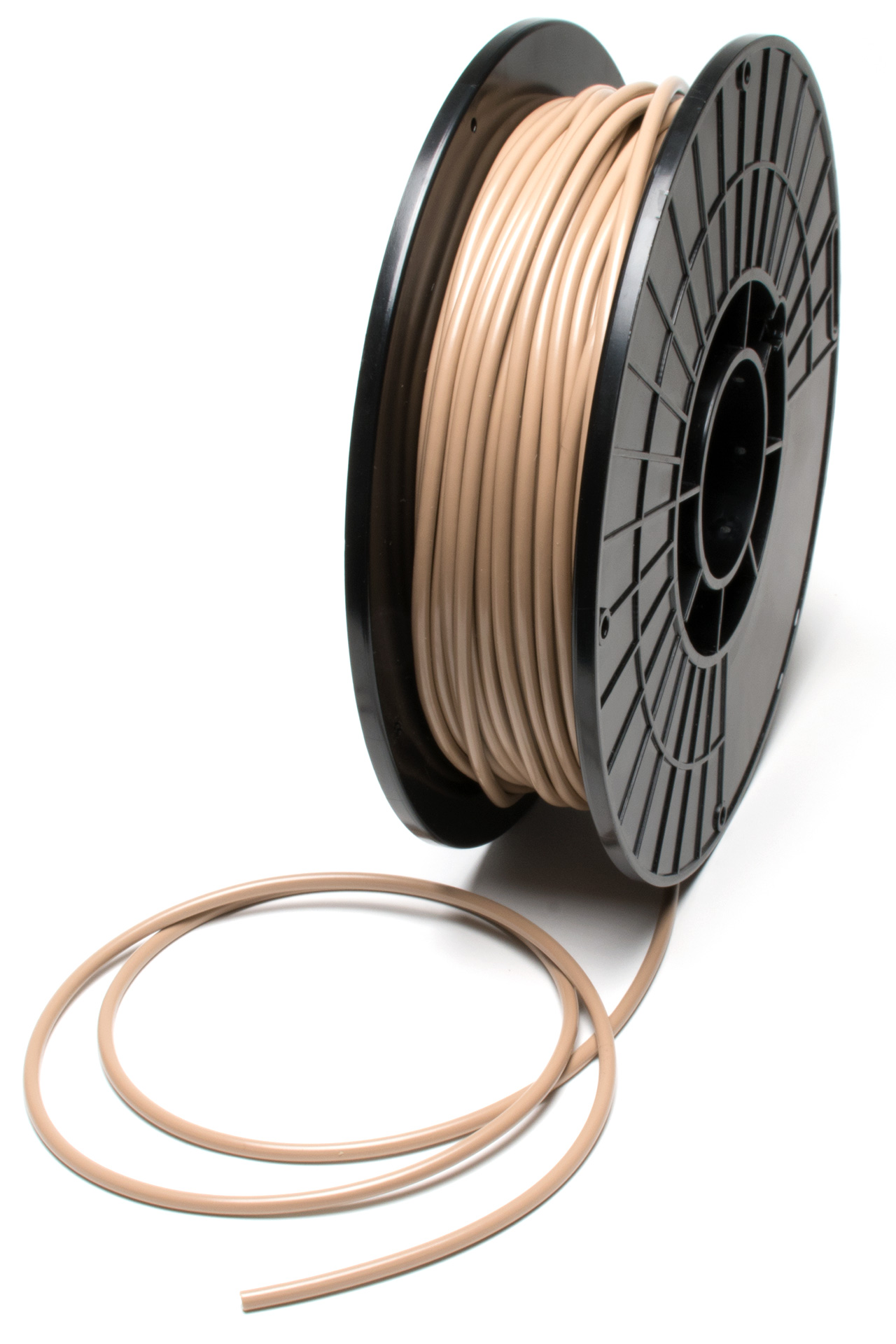 Transit welding cord in tan