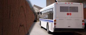 Shuttle transit flooring